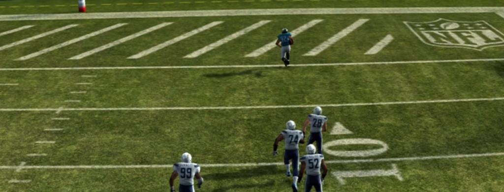 touchdown jaguars!