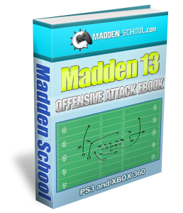 Offensive Attack eBook For Madden 13