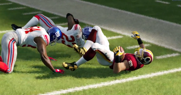 gameplay videos for Madden 13