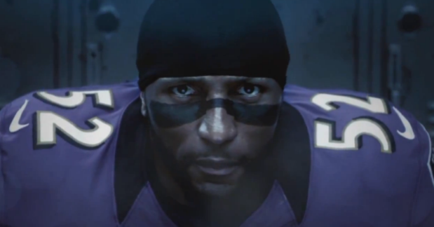 ray lewis madden 13 video