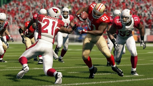 run and pass commit in Madden 13