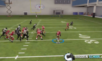 madden 13 power run