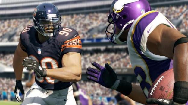 madden 25 chicago bears team breakdown madden school rh madden school com Madden 18 Madden 18