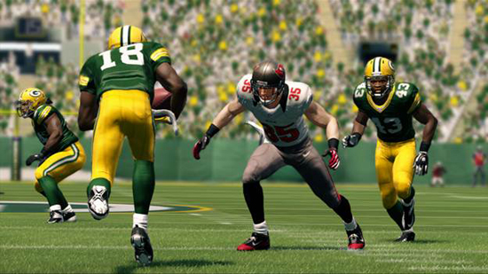 madden 25 packers