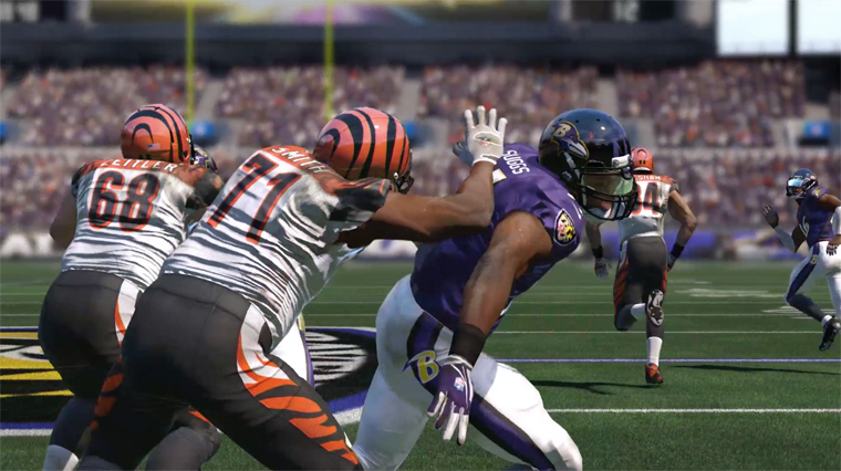 madden 15 3-4 to 4-3