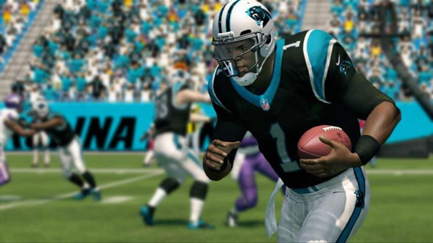 madden 25 panthers