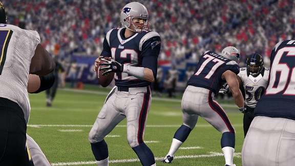 madden 25 quarterback accuracy