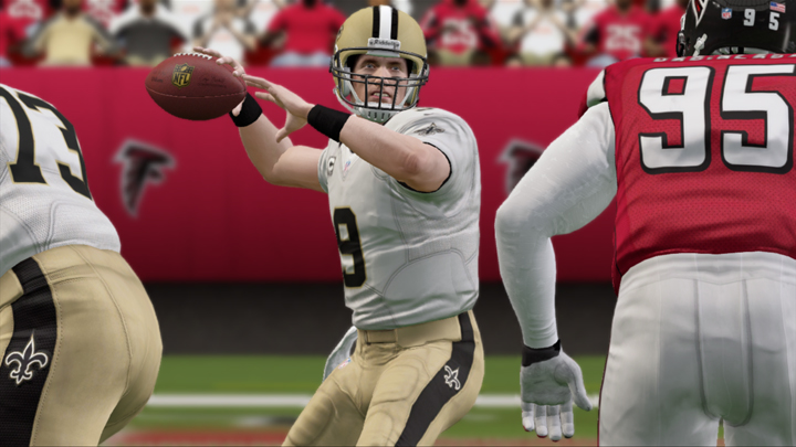 madden 25 quarterback ratings
