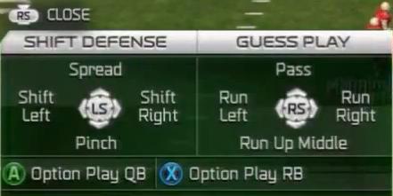 madden 25 read option defense