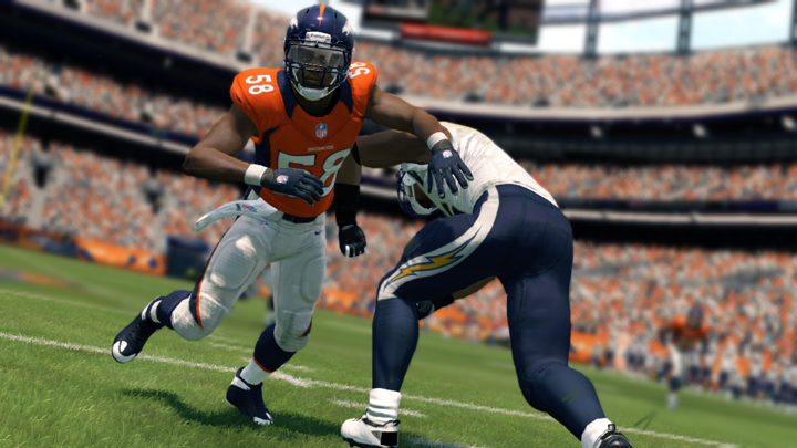pursuit and finesse moves madden 25