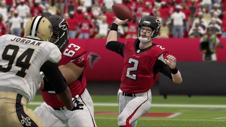 quarterback madde n25