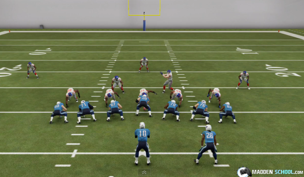 madden 25 counter defense
