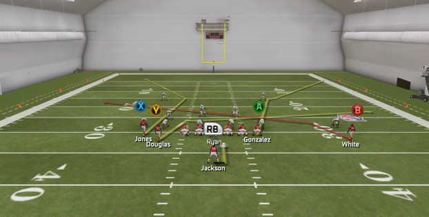 madden 25 offensive explosion
