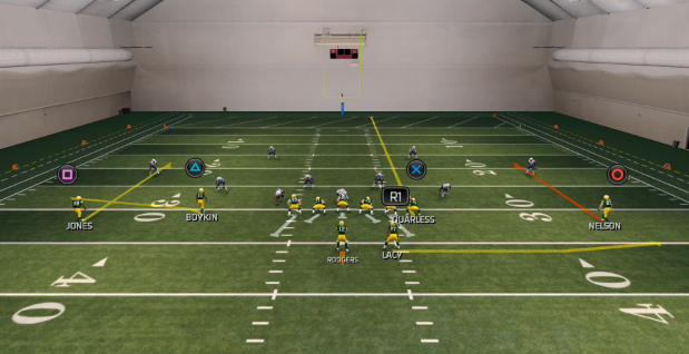beat cover 3 in madden 25