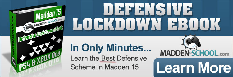 Madden 15 Defensive Lockdown eBook