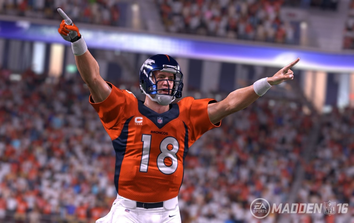 The First Madden Nfl 16 Screenshots Look Awesome Madden School