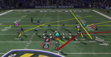 madden 16 pa end around