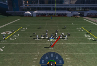 madden 15 misdirection