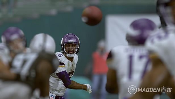 Madden NFL 16 Minnesota Vikings Team Breakdown