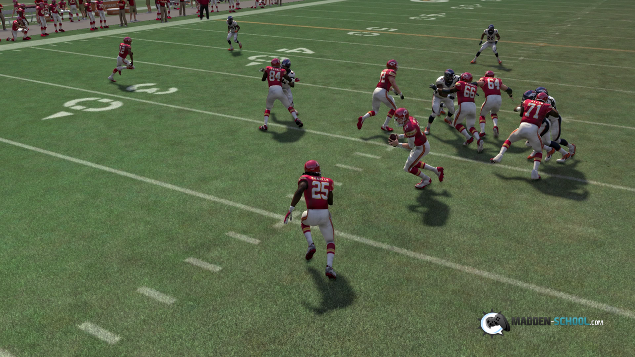 HB Off Tackle Screenshot #2
