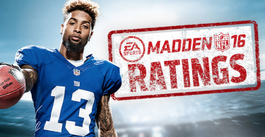 Madden 16 player ratings