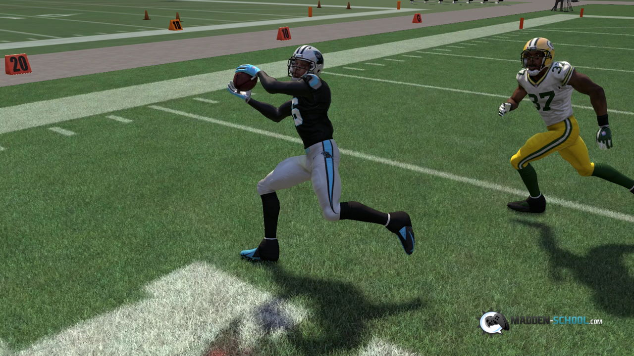 Madden 16 Strong Close WR Out #3