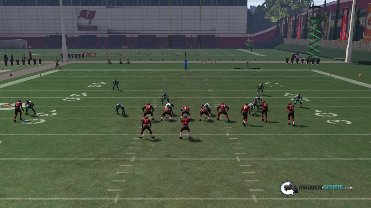Madden 16 Texans Trail Screenshot #1