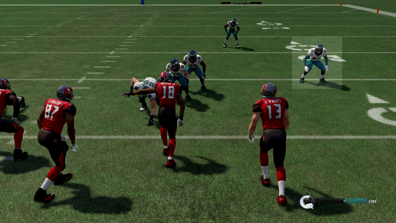 Madden 16 Texans Trail Screenshot  #2