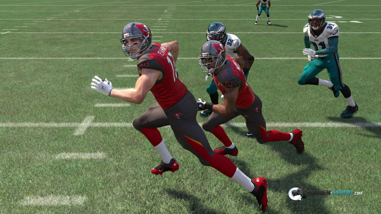 Madden 16 Texans Trail Screenshot #3