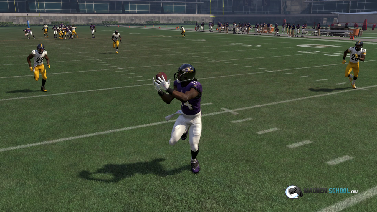 Madden 16 Cover 3 Beater: PA All Cross