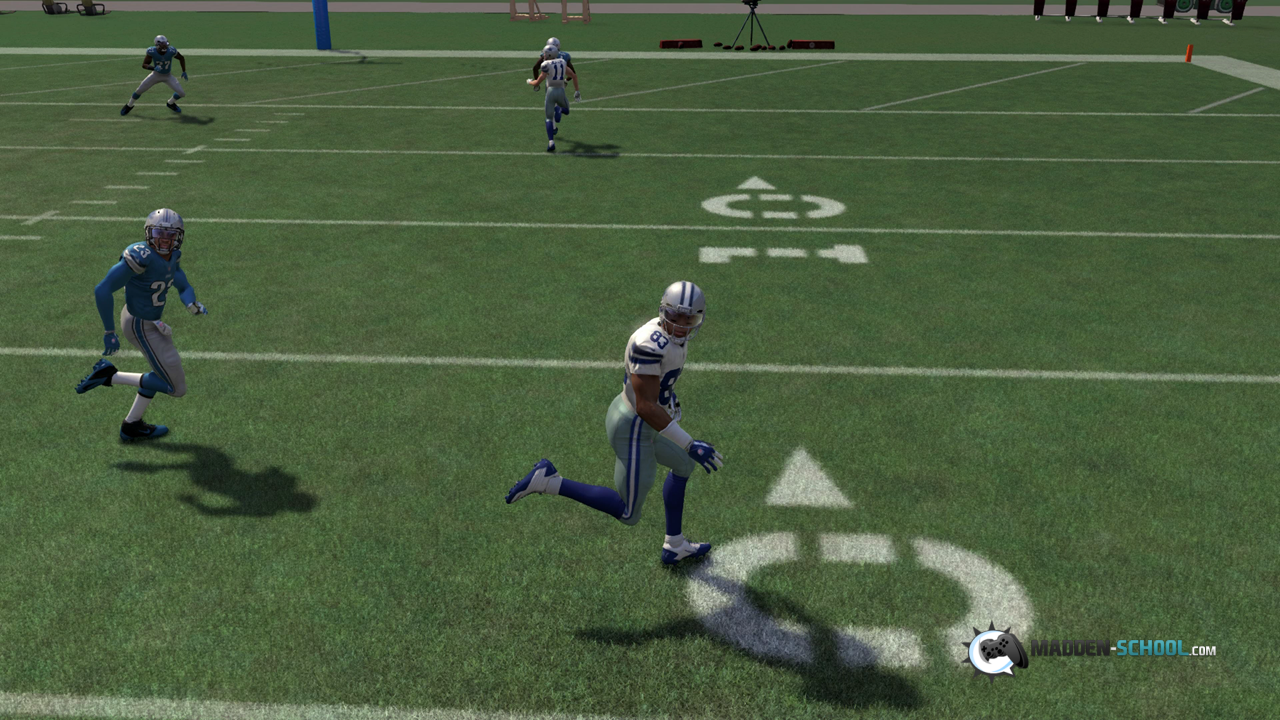 WR Corner Screenshot #3