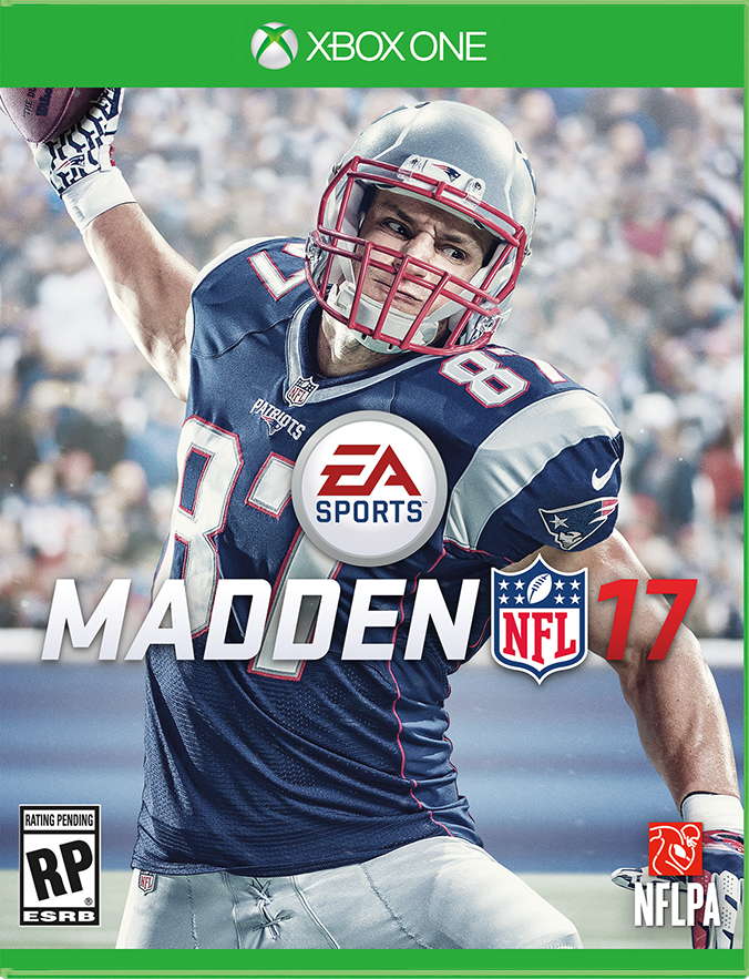 madden 17 cover
