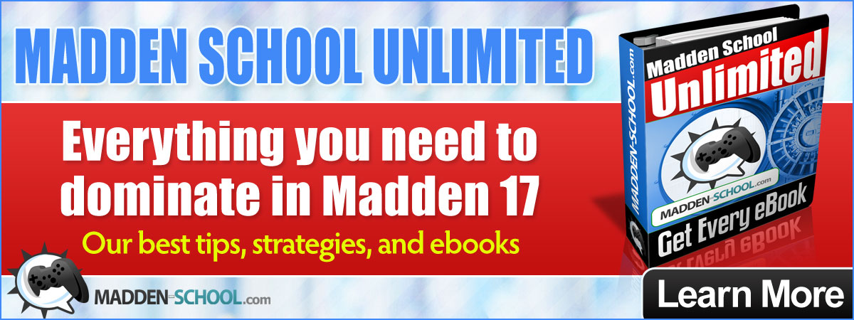 Madden 17 Guides Unlimited
