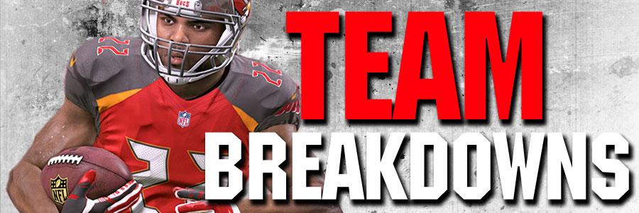 Madden NFL 17 Team Breakdowns