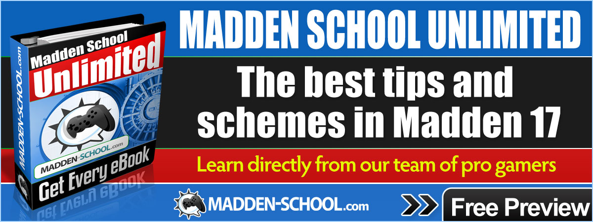 Madden School Unlimited Preview