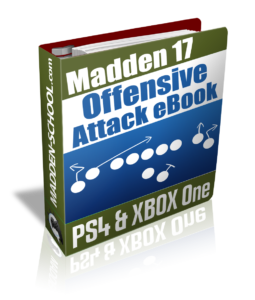 Madden 17 Offensive Attack eBook