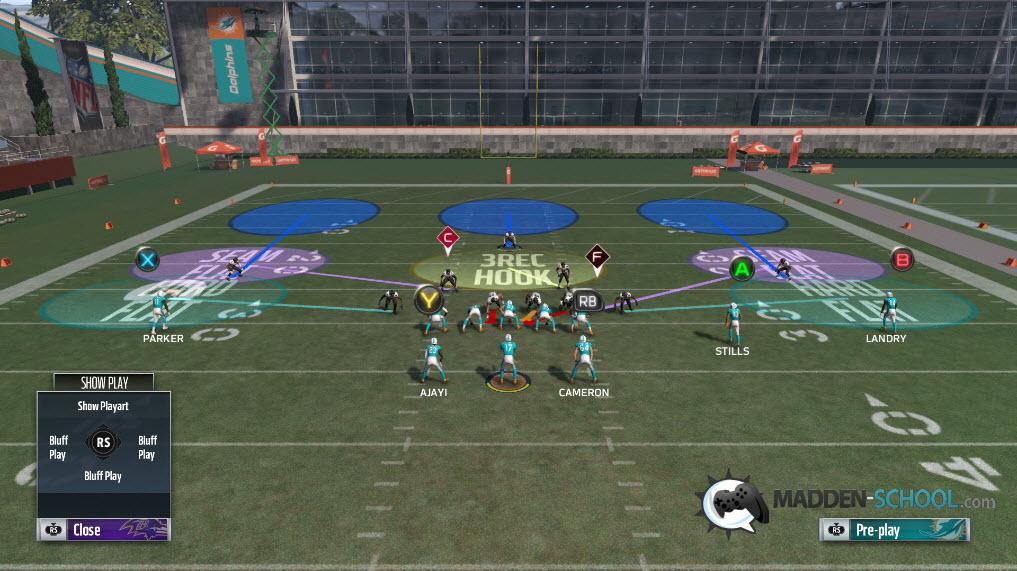 Madden 17 Defense: 3-4 Bear Pinch Dog 3 Part 3 - Madden School
