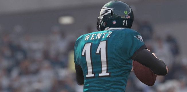 dedf6f74599 Madden 18 Philadelphia Eagles Full Player Ratings - Madden School