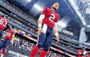 best play action quarterbacks in Madden 18