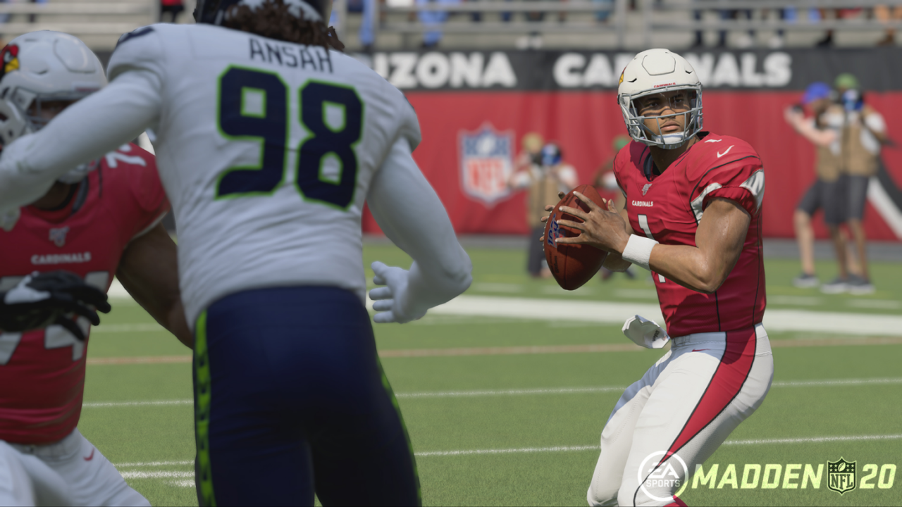 Madden 20 hurry up offense and spike