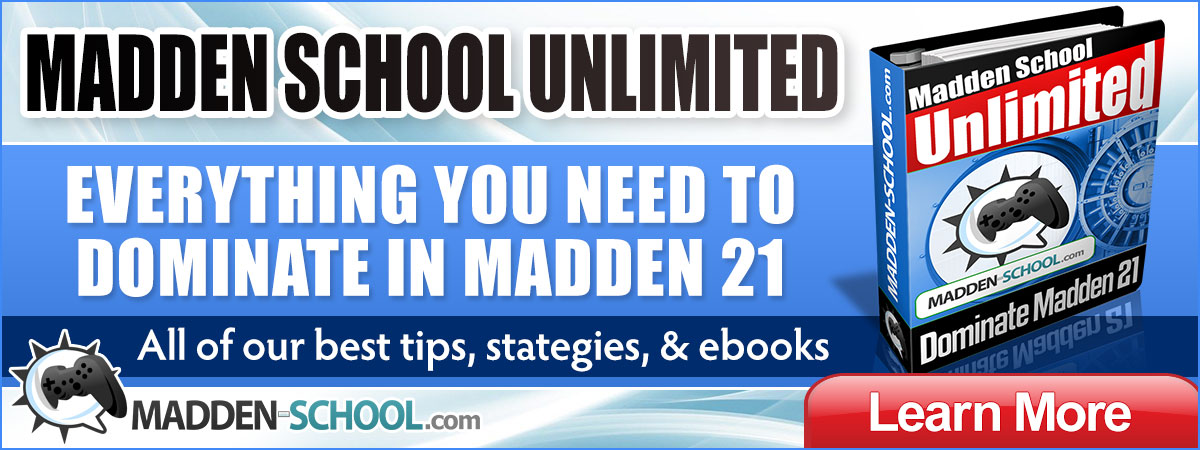 Madden 21 eBooks and Strategy Guides