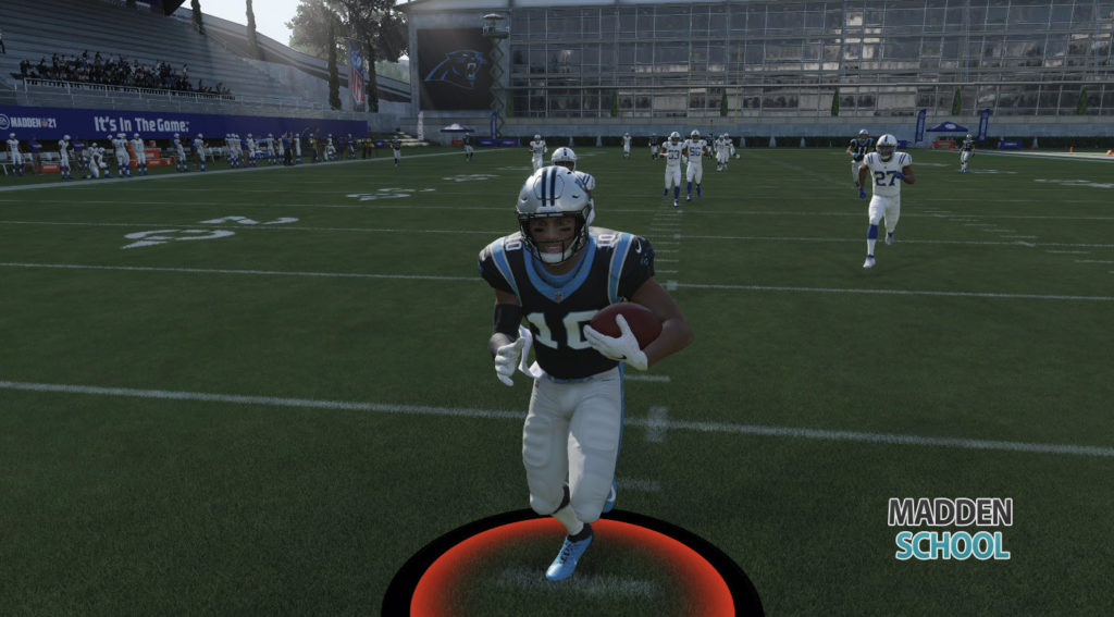 Madden 21 Carolina Offensive eBook