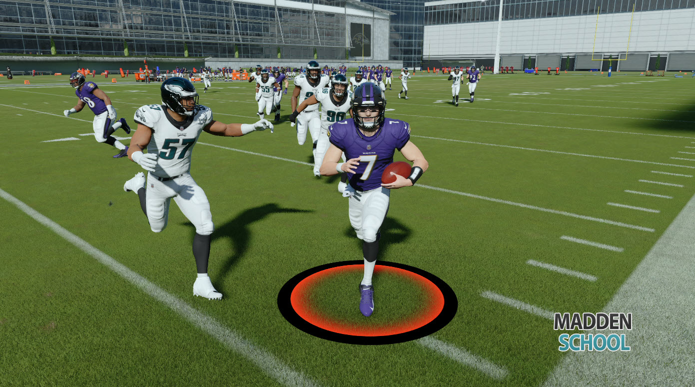 Madden 21 Special Teams Tip Fake FG Sprint Out Pass