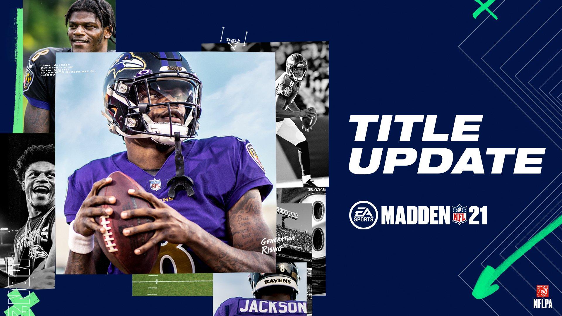 Madden 21 update